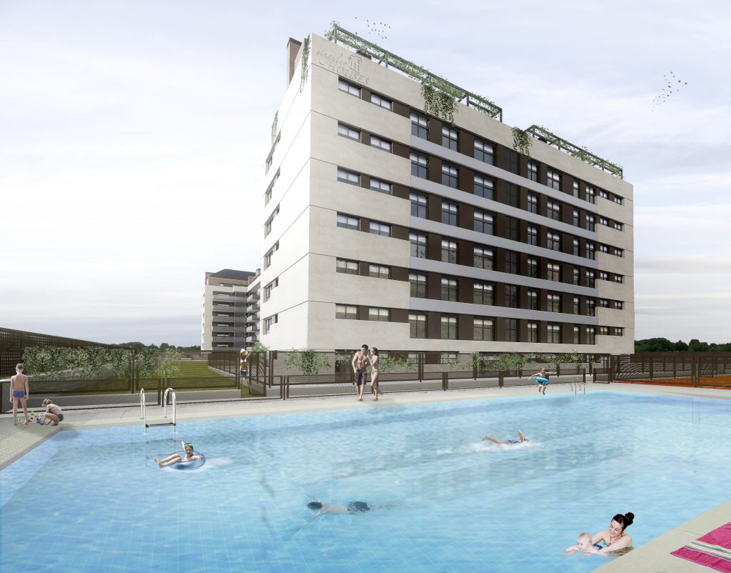 residencial solaris singular houses
