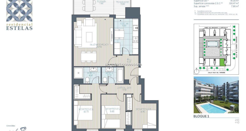 pisos obra nueva Getafe