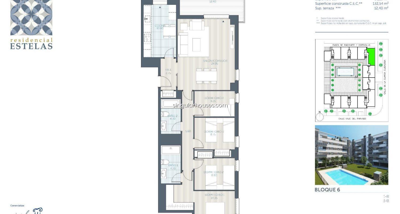pisos en los molinos Getafe obra nueva