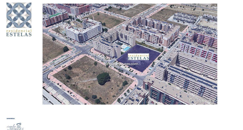 residencial estelas venta de pisos en los molinos getafe