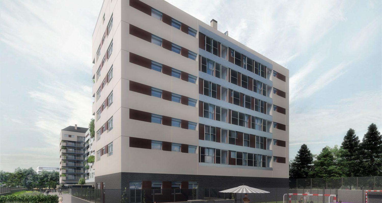 piscina residencial Solaris II
