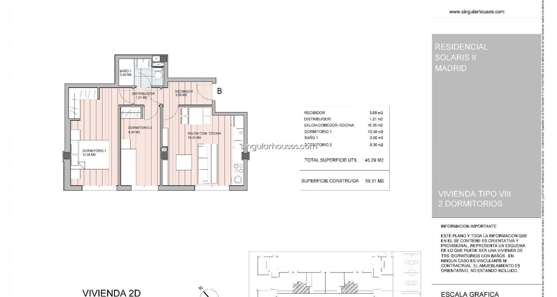 singular houses residencial solaris II Madrid